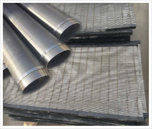Oil Pipe Drilling Screen Filter for Sand Control